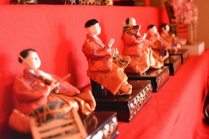 五人囃子の楽器の種類と役割