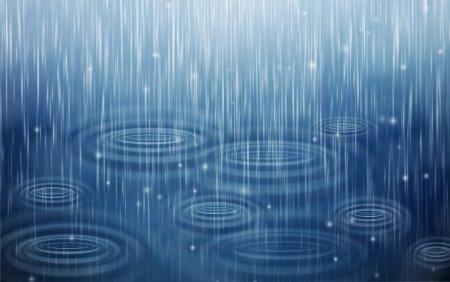 降水量が8mm(ミリメートル)の雨とはどのくらい