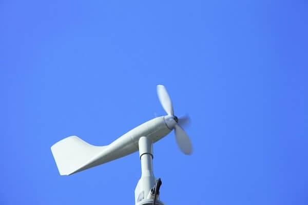 風速4mとはどのくらいの威力